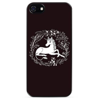 Чехол для iPhone Единорог