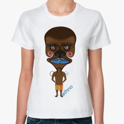 Классическая футболка 'Этно'