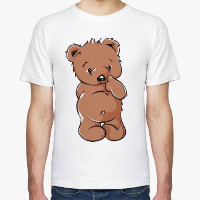 Футболка Медвежонок