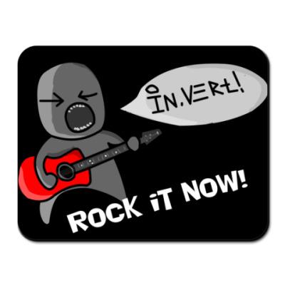Коврик для мыши  Rock IT Now