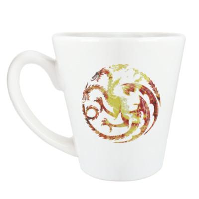 Чашка Латте Khaleesi