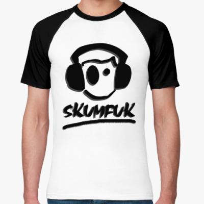 Футболка реглан Resident Skumfuk