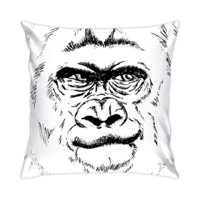 Подушка горилла