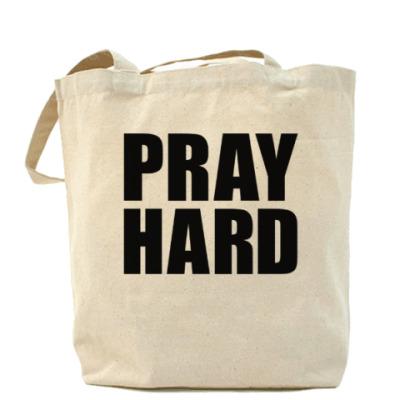 Сумка Pray Hard