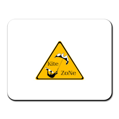 Коврик для мыши Кайт зона