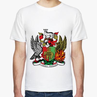 Футболка Герб города Ковентри