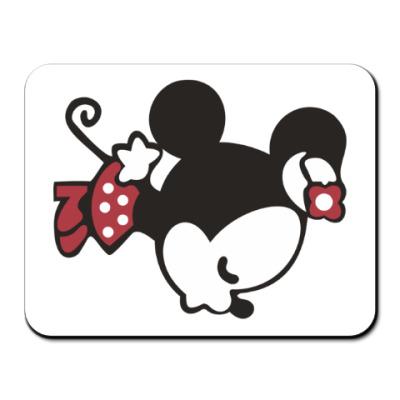 Коврик для мыши Мышиная любовь