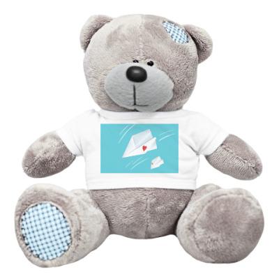 Плюшевый мишка Тедди Арт-фестиваль 'Дари добро'