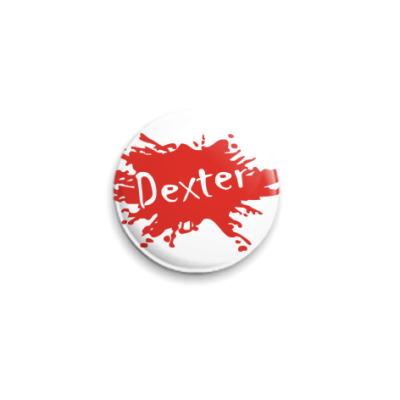 Значок 25мм Dexter