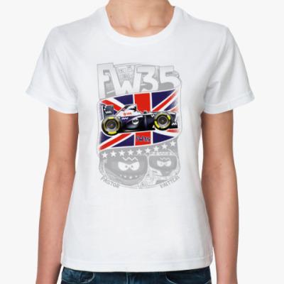 Классическая футболка FW35