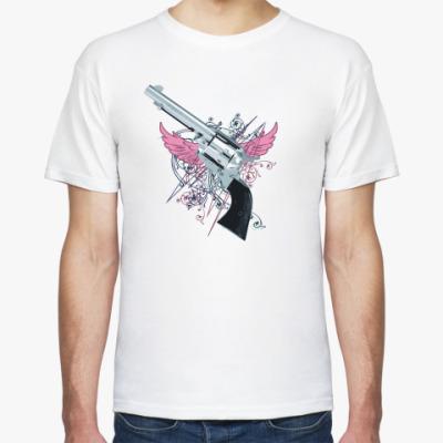 Футболка Револьвер