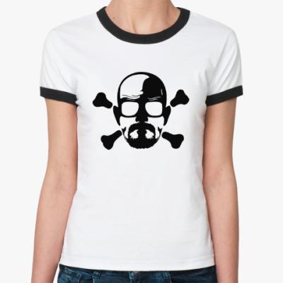Женская футболка Ringer-T Breaking Bad