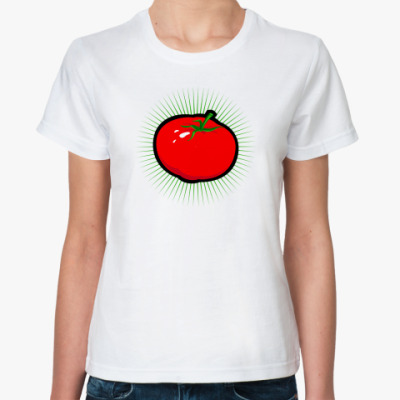 Классическая футболка tomat