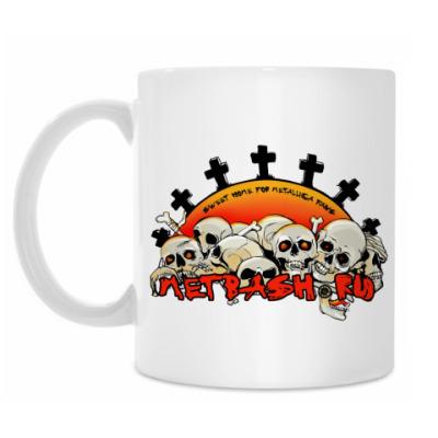 Кружка Metbash Cofee With Bones