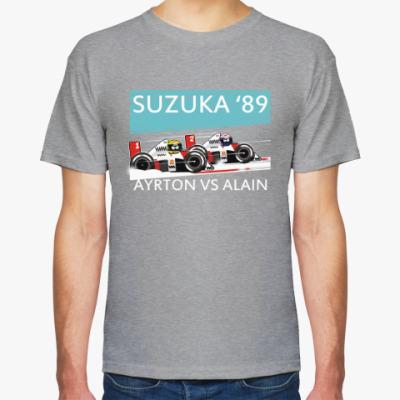 Футболка Suzuka '89