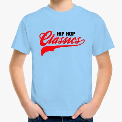 Детская футболка Hip Hop Classics