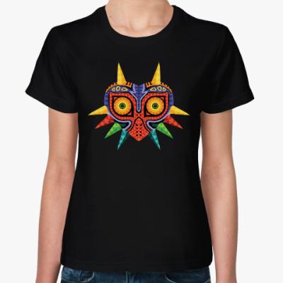 Женская футболка Маска Маджоры