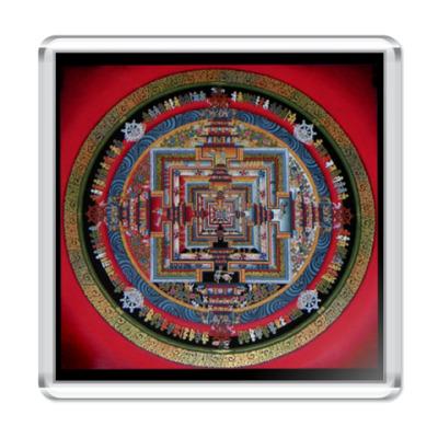Магнит Buddhist mandala