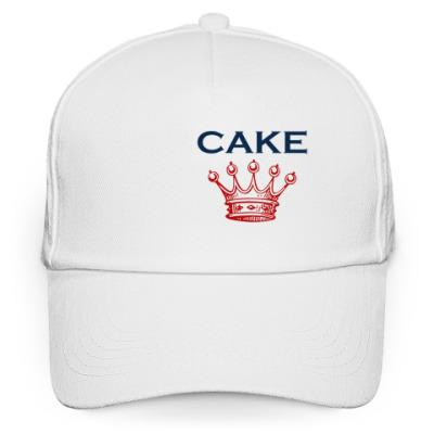 Кепка бейсболка Cake