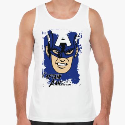 Майка  Капитан Америка