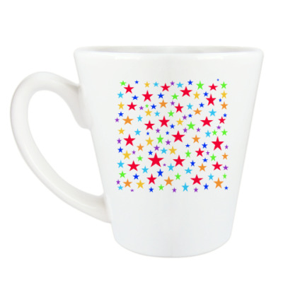 Чашка Латте 'Stars'