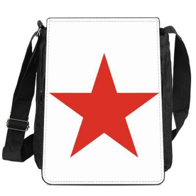Сумка-планшет Красная звезда