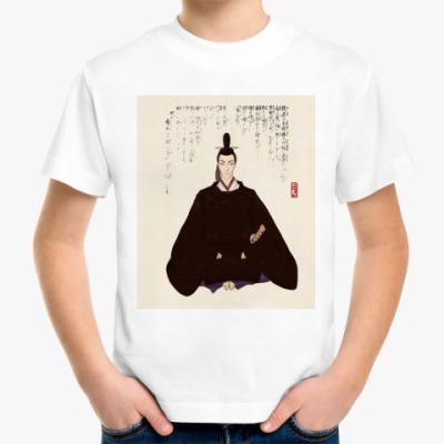 Детская футболка 'Япония'