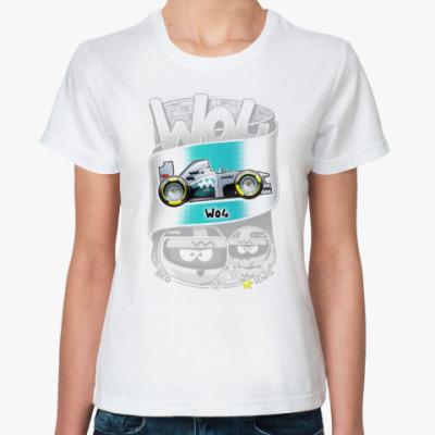 Классическая футболка W04 '13