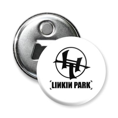 Магнит-открывашка Linkin Park