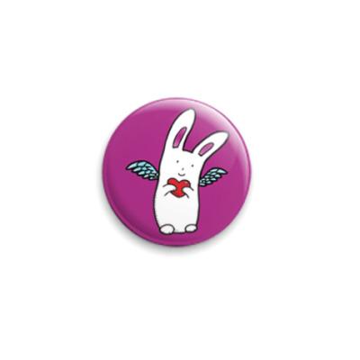 Значок 25мм Крылатый кроль