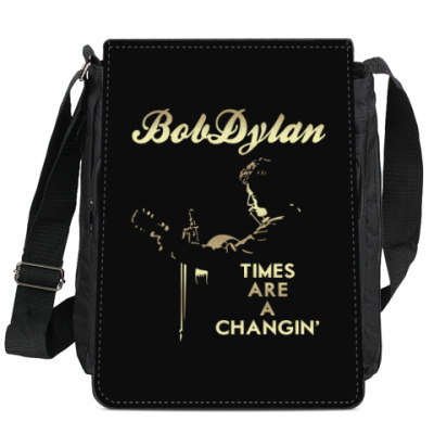 Сумка-планшет Bob Dylan
