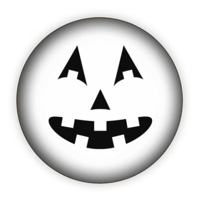 Костер (подставка под кружку) Хэллоуин