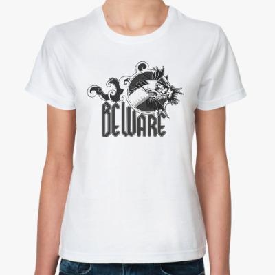 Классическая футболка Carp-Dragon