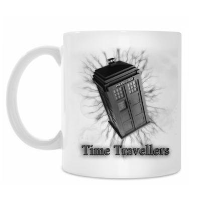 Кружка Time Travellers