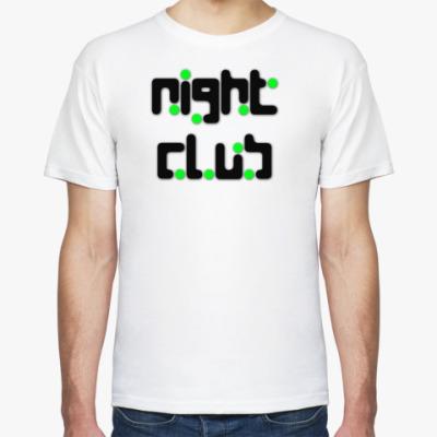 Футболка  Night CLub