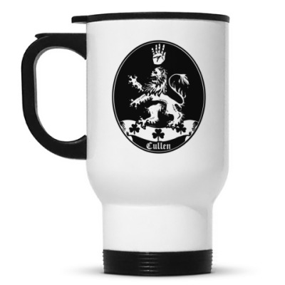 Кружка-термос Cullen emblem