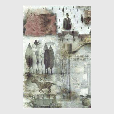 Постер Картины Рене Магритта