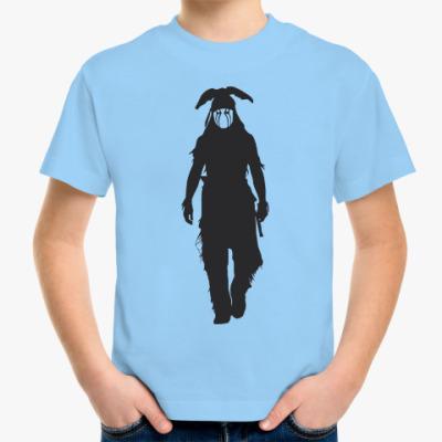 Детская футболка Тонто
