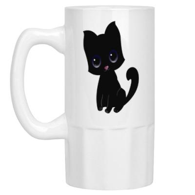 Пивная кружка Kitten (котёнок)