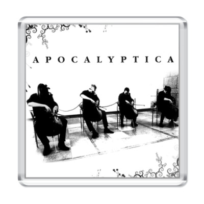 Магнит  Apocalyptica
