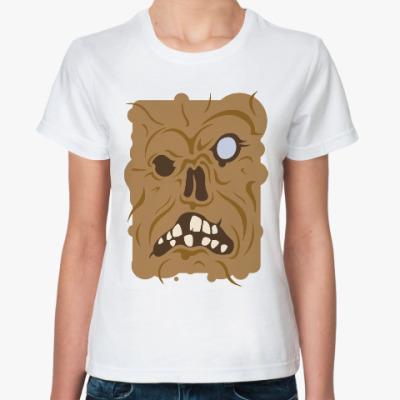 Классическая футболка Некрономикон