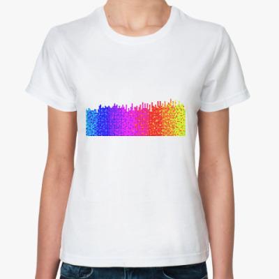 Классическая футболка Аппликация