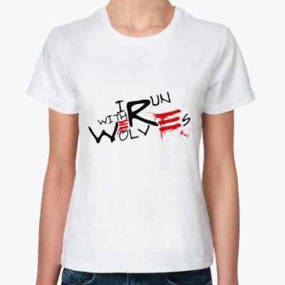 Классическая футболка Werewolf