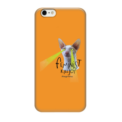 Чехол для iPhone 6 Feminist Killjoy / iPhone