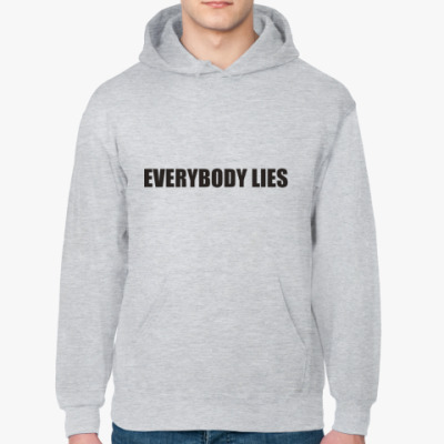 Толстовка худи Everybody Lies