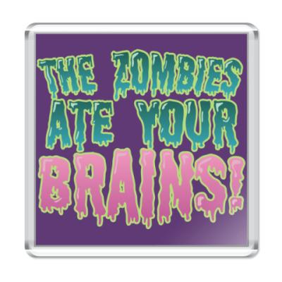 Магнит the Zombie