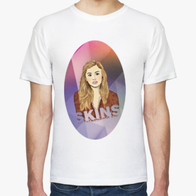 Футболка Мужская футболка CASSIE SKINS