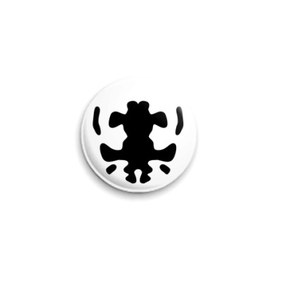Значок 25мм  Rorshah