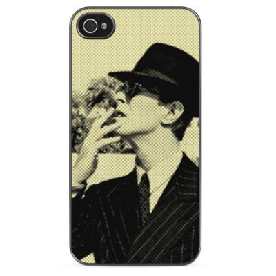 Чехол для iPhone David Bowie
