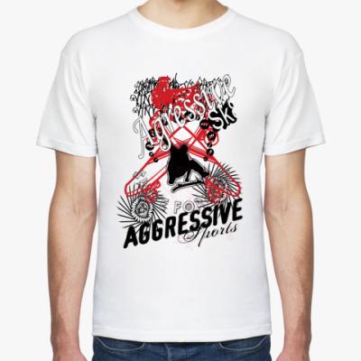 Футболка Aggressive